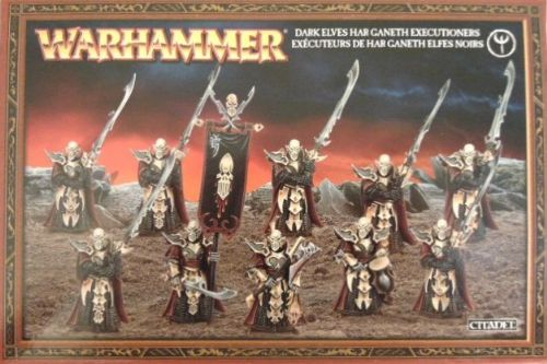 dark elf executioners